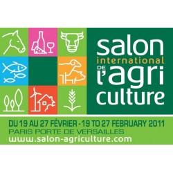 ZORNITZA COMPANY AT SALON INTERNATIONAL DE L'AGRICULTURE 2011 PARIS