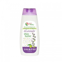 LAVENDER + SHEA SHAMPOO FOR GREASY HAIR 250 ML