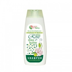 WHITE ROSE + SHEA SHAMPOO FOR BEST VOLUME 250 ML