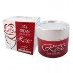 DAY CREAM WITH ROSE OIL FROM BULGARIAN ROSE VALLEY 50 G
