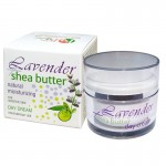 DAY FACE CREAM LAVENDER & SHEA 50 ML.