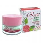 EYE CREAM ROSE + SHEA BUTTER - 25 ML