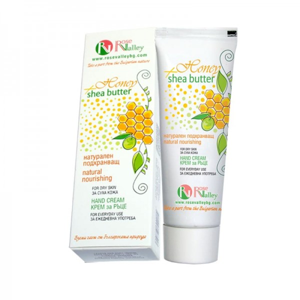HAND CREAM HONEY + SHEA 65 ML.