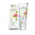 HAND CREAM ROSE & SHEA WITH BULGARIAN ROSE WATER 65 ML.
