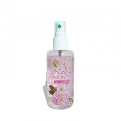 NATURAL BULGARIAN ROSE WATER 100 ML.