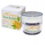 DAY FACE CREAM HONEY + SHEA BUTTER 50 ML.