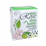 EYE CREAM WHITE ROSE + SHEA BUTTER - 25 ML