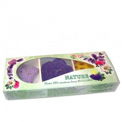 "HOME SPA SET ""NATURE"" -  EMOTIONS FROM BULGARIA"