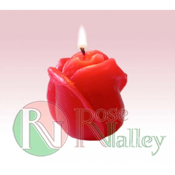 SCENTED CANDLE ROSE - BUD 40 G.