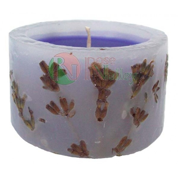 SCENTED CANDLE LAVENDER - DECO 120 G.