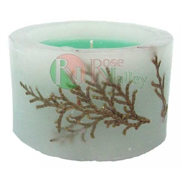 SCENTED CANDLE PINE - DECO 120 G.