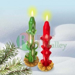 SET CHRISTMAS CANDLES