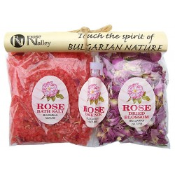 NATURAL SET ROSE