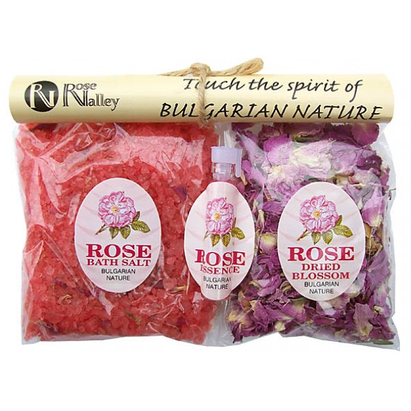 NATURAL SET ROSE
