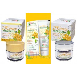 SUPPORTING SERIES CREAMS FOR DRY SKIN HONEY AND SHE