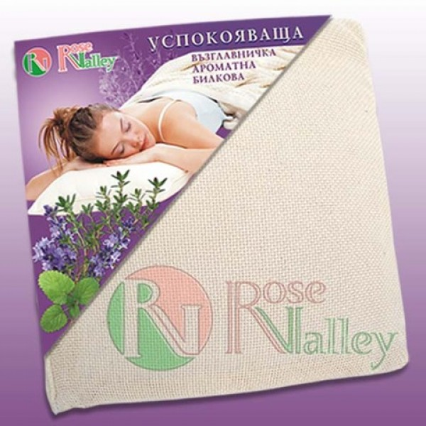RELAXING AROMATIC HERBAL PILLOW 25/25 sm.