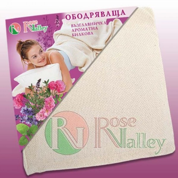 REFRESHING AROMATIC HERBAL PILLOW 20x20 sm