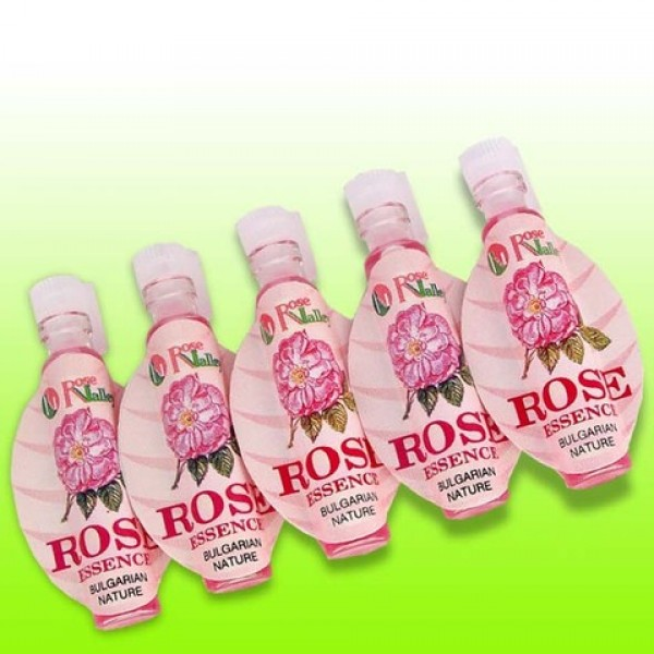 ROSA DAMASCENA PERFUME ESSENCE 5 PIECES