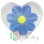 HANDMADE NATURAL SOAP PEONY HEART 30 G